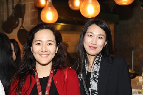 nina jung hailie misung zo from the seoul film commission